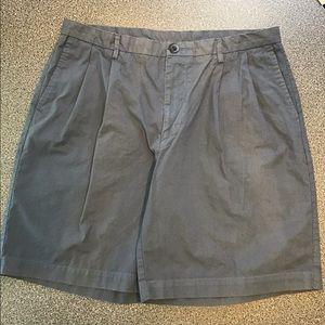 Nautica Rigger Pleated Shorts - Men's 36